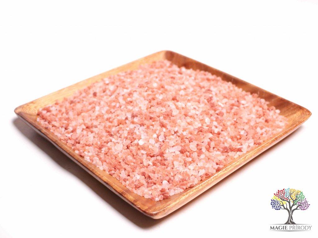Himálajská sůl růžová hrubozrná 1000 g