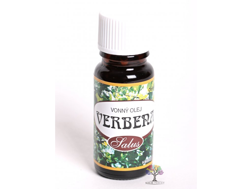 Esenciální vonný olej Verbena 10 ml #11 - do aromalampy - koupele - potpourri