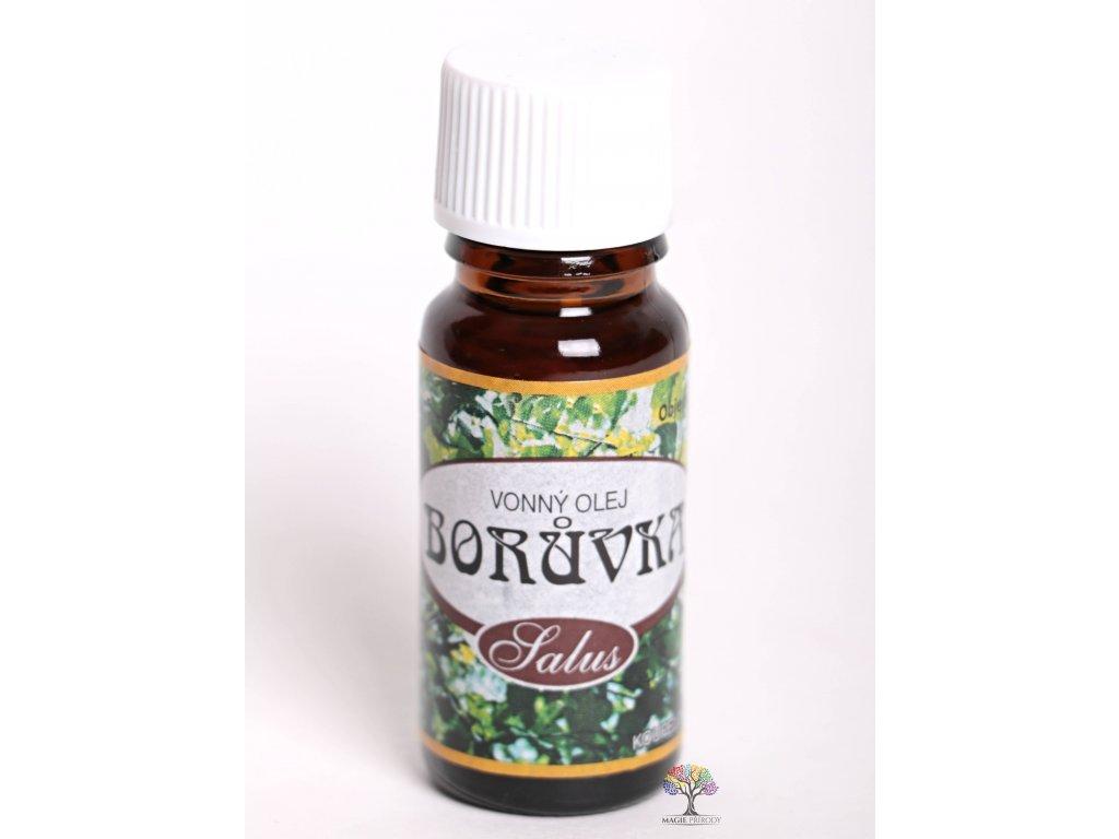 Esenciální vonný olej Borůvka 10 ml #20 - do aromalampy - koupele - potpourri