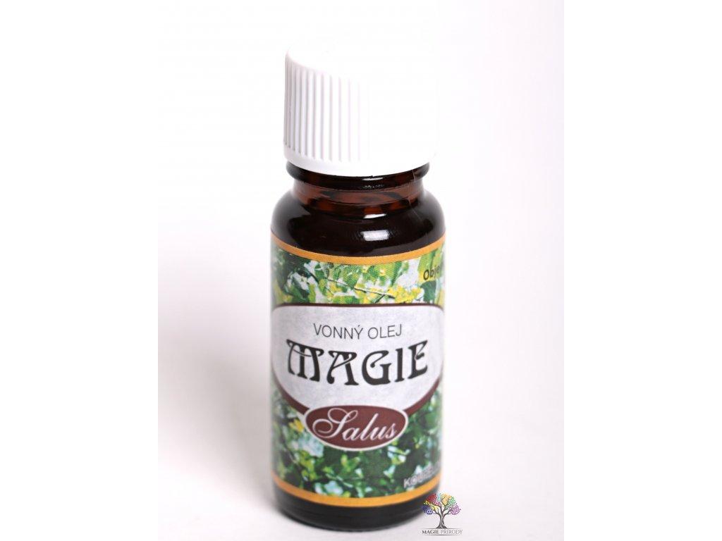 Esenciální vonný olej Magie 10 ml #33 - do aromalampy - koupele - potpourri