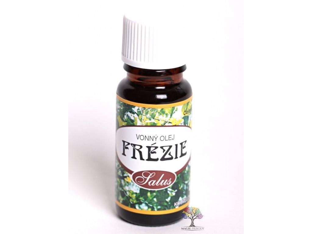 Esenciální vonný olej Frézie 10 ml #37 - do aromalampy - koupele - potpourri  + až 10% sleva po registraci