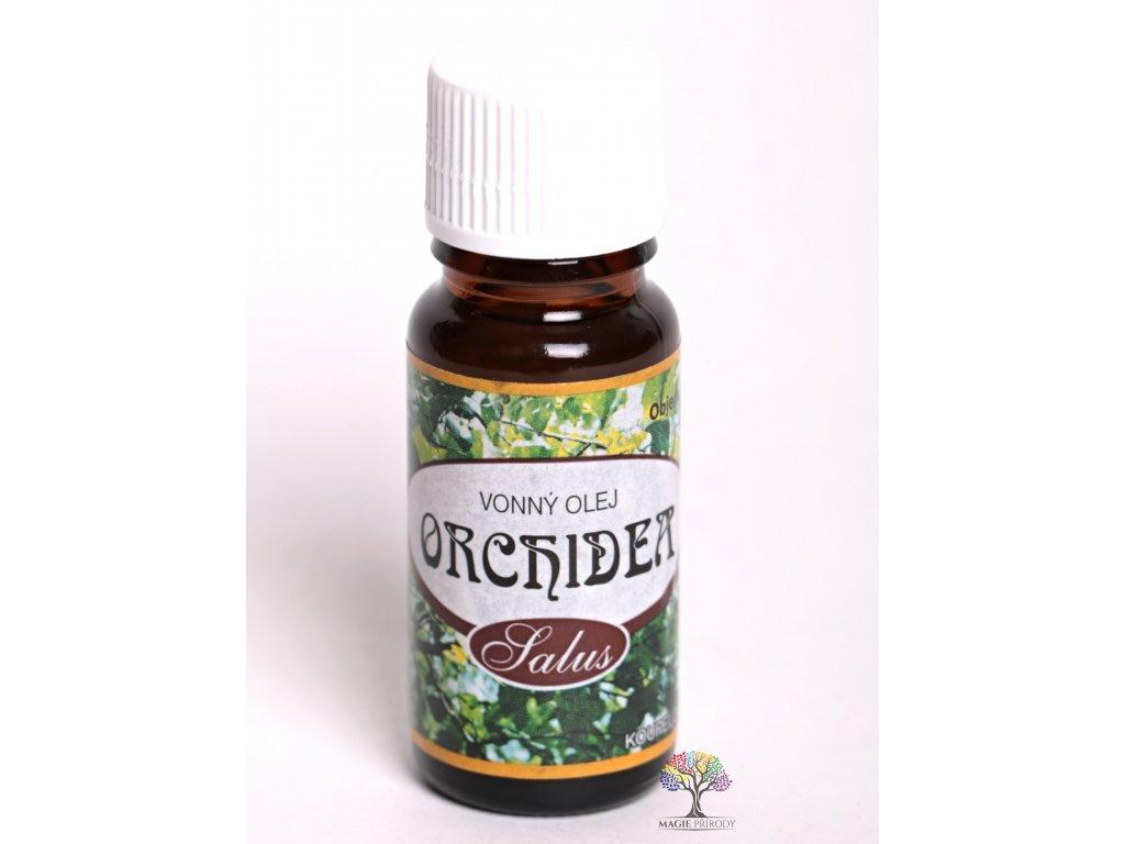 Esenciální vonný olej Orchidea 10 ml #42 - do aromalampy - koupele - potpourri  + sleva 5% po registraci na většinu zboží + dárek k objednávce