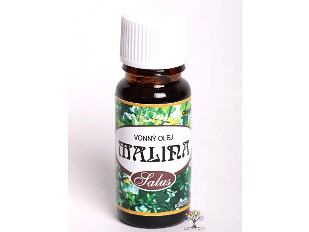 Esenciální vonný olej Malina 10 ml #43 - do aromalampy - koupele - potpourri