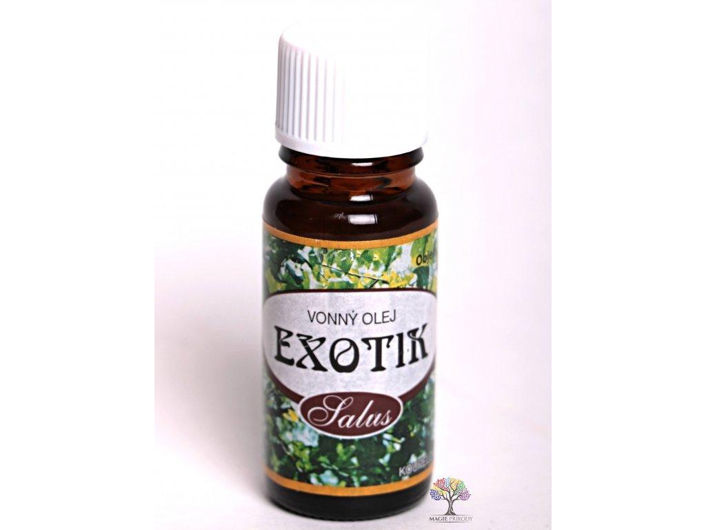 Esenciální vonný olej Exotik 10 ml #47 - do aromalampy - koupele - potpourri