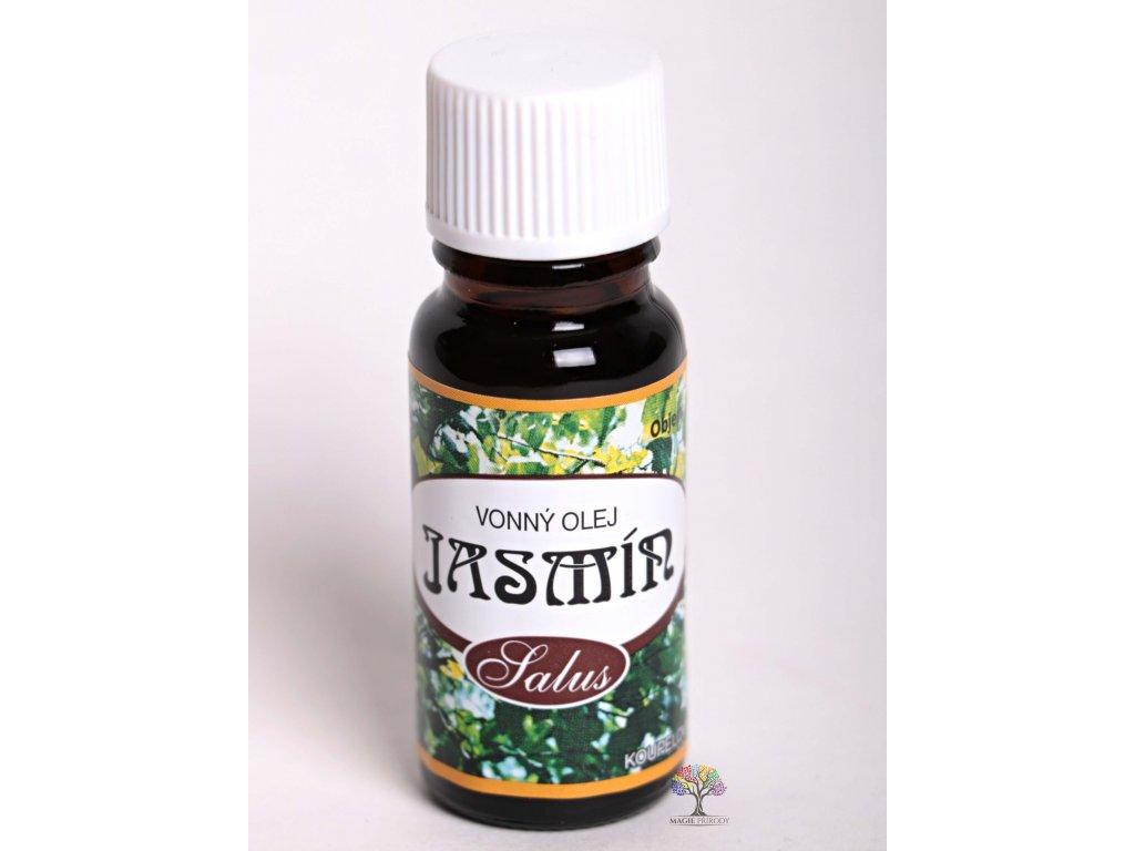 Esenciální vonný olej Jasmín 10 ml #49 - do aromalampy - koupele - potpourri  + sleva 5% po registraci na většinu zboží + dárek k objednávce