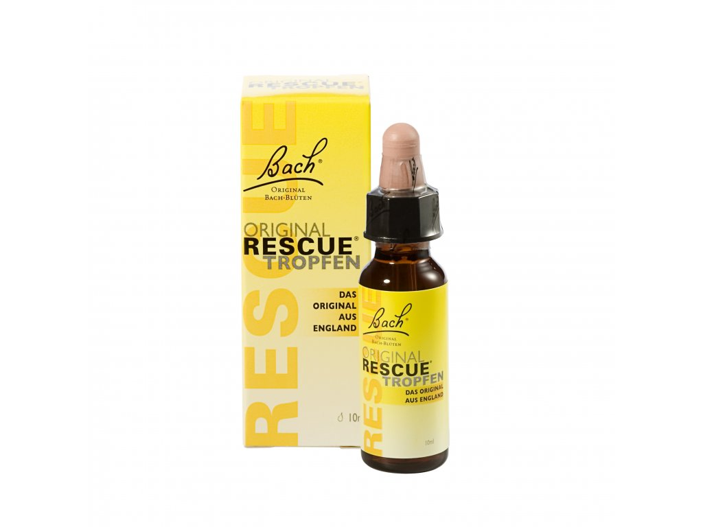 RESCUE kapky 10ml
