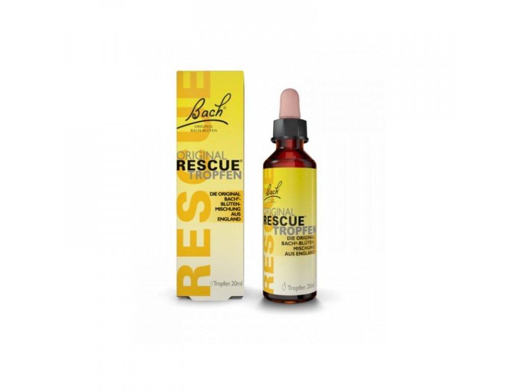 rescue remedy 20ml s alkoholem