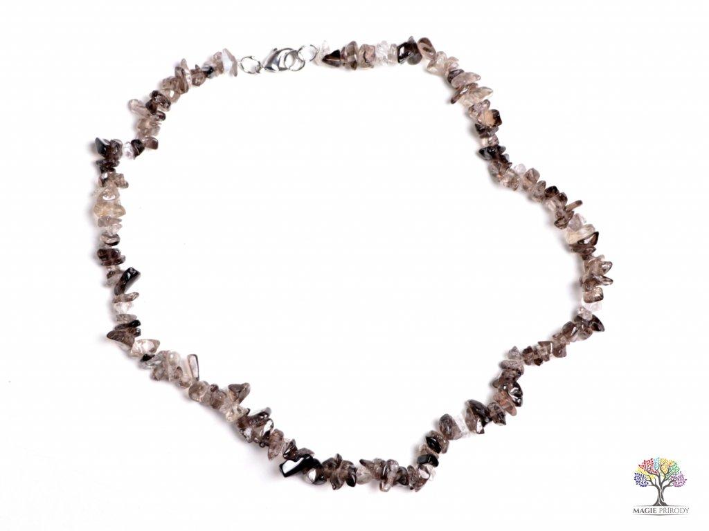 Náhrdelník Záhněda tromlovaný #34 - z přírodních kamenů  + sleva 5% po registraci na většinu zboží + dárek k objednávce
