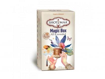 hari kouzelna krabicka s 12ti druhy bio shoti maa s caji