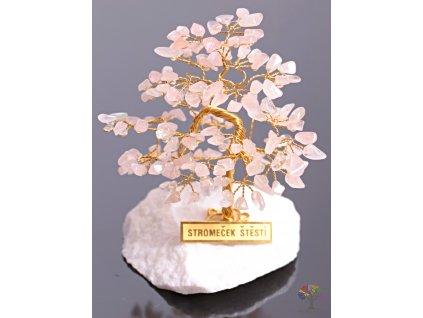 Růženínový stromeček štěstí 9 cm - R4 - #87  + sleva 5% po registraci na většinu zboží + dárek k objednávce