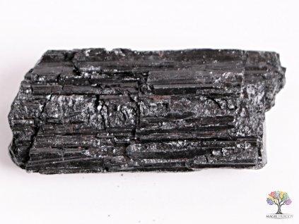 Turmalín černý surový 1 ks - 2 - 6 cm - TOP kvalita - Brazílie