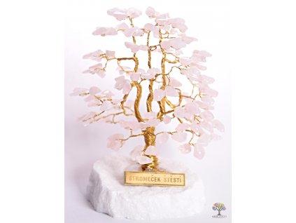 Růženínový stromeček štěstí 12 cm - A1 - #110  + až 10% sleva po registraci