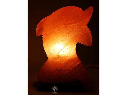 Solná lampa elektrická Delfín - 2.7 - 3.3 Kg #04  + sleva 5% po registraci na většinu zboží + dárek k objednávce