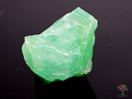 Kalcit smaragdový - zelený surový 3 - 5 cm - 1 ks - Mexiko
