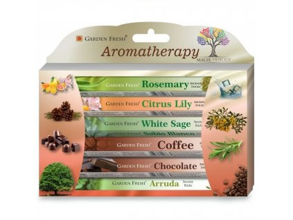 Vonné tyčinky Garden Fresh Aromatherapy - 120 ks #41  + až 10% sleva po registraci