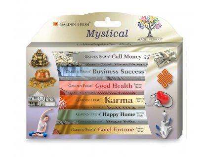 Vonné tyčinky Garden Fresh Mystical - 120 ks #42  + sleva 5% po registraci na většinu zboží + dárek k objednávce