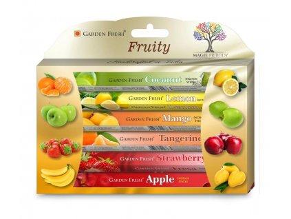 Vonné tyčinky Garden Fresh Fruity - 120 ks #43  + až 10% sleva po registraci