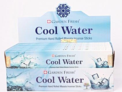 Vonné tyčinky Garden Fresh Premium Cool Water - 12 ks - #49  + až 10% sleva po registraci