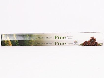 Vonné tyčinky Garden Fresh Pine - 20 ks - #51