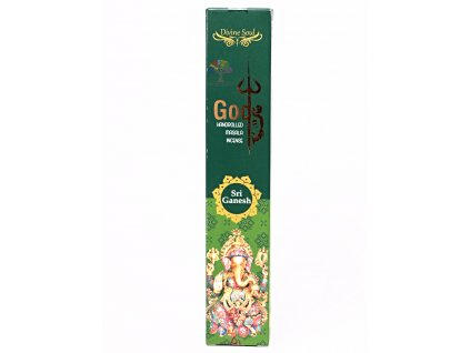Vonné tyčinky Misbah Sri Ganesh - 15 ks - #56  + až 10% sleva po registraci