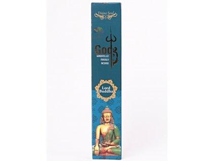 Vonné tyčinky Misbah Lord Buddha - 15 ks - #59  + sleva 5% po registraci na většinu zboží + dárek k objednávce