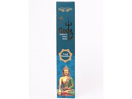 Vonné tyčinky Misbah Lord Buddha - 15 ks - #59