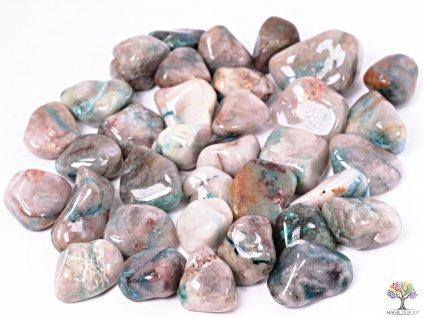 Tromlované kamínky Shattuckit XXL - kameny o velikosti 40 - 60 mm - 100g - Kongo  + sleva 5% po registraci na většinu zboží + dárek k objednávce