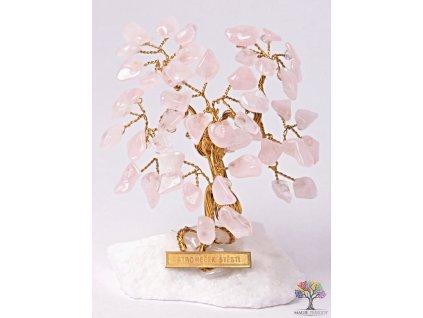 Růženínový stromeček štěstí 9 cm - R3 - #146