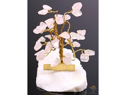 Růženínový stromeček štěstí 6 cm - R0 - #166