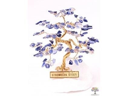 Sodalitový stromeček štěstí 9 cm - R4 - #173