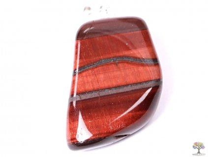 Přívěsek z kamene Byčí oko vel. M - #16  + sleva 5% na vše po registraci
