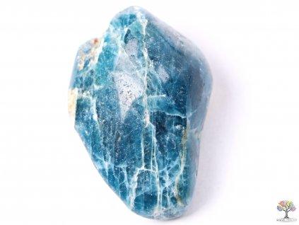 Tromlovaný kámen Apatit L - velikost 25 - 45 mm - 1 ks - Afrika  + sleva 5% po registraci na většinu zboží + dárek k objednávce