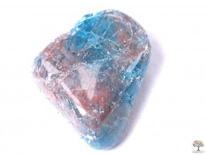Tromlovaný kámen Apatit S - velikost 10 - 25 mm - 1 ks - Afrika  + sleva 5% po registraci na většinu zboží + dárek k objednávce