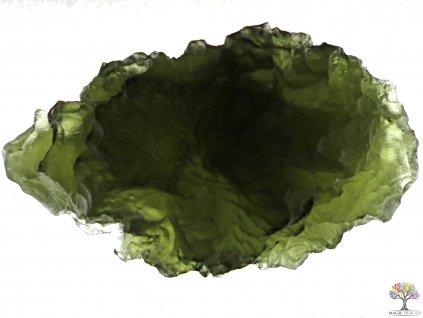 Vltavín surový 10g - 33x22x17 mm - TOP kvalita #02  + sleva 5% na vše po registraci