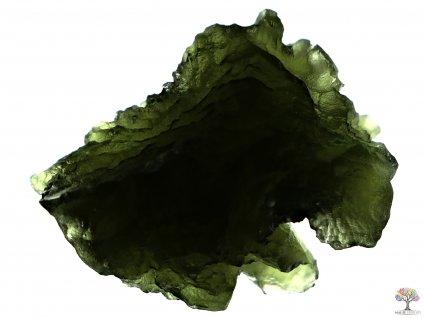 Vltavín surový 4g - 22x18x14 mm - TOP kvalita #18  + sleva 5% po registraci na většinu zboží + dárek k objednávce