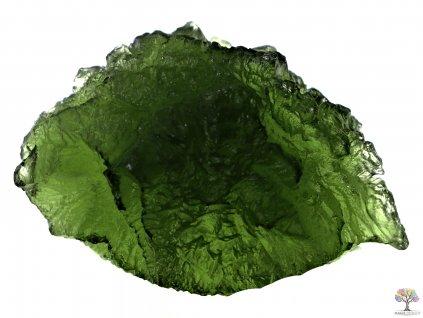 Vltavín surový 7g - 29x20x15 mm - TOP kvalita #21  + sleva 5% po registraci na většinu zboží + dárek k objednávce
