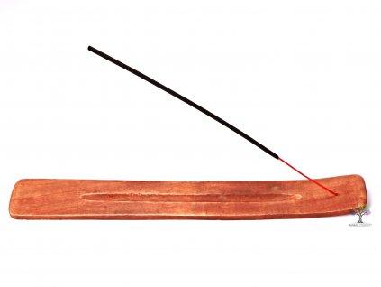 Stojan na vonné tyčinky - dřevěný #41  + až 10% sleva po registraci