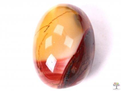 Tromlovaný kámen Mokait L o velikosti 20 - 35 mm - 1 ks - Brazílie  + sleva 5% po registraci na většinu zboží + dárek k objednávce