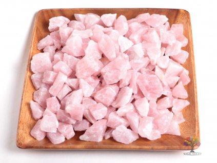 Růženín surový 2 - 7 cm - TOP kvalita 1 kg  + až 10% sleva po registraci