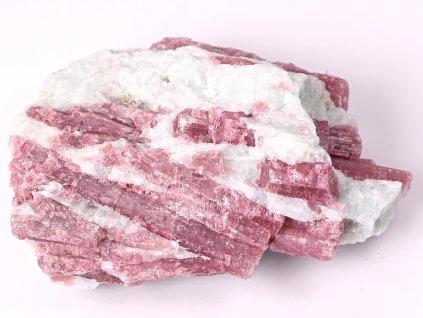 Rubelit surový 280g #03 - TOP kvalita - růžový turmalín  + sleva 5% po registraci na většinu zboží + dárek k objednávce