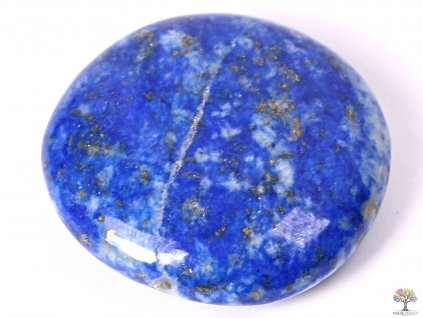 Hmatka Lapis Lazuli 30 - 40 mm  placička #39