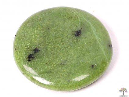 Hmatka Jadeit 40 - 45 mm #69 placička