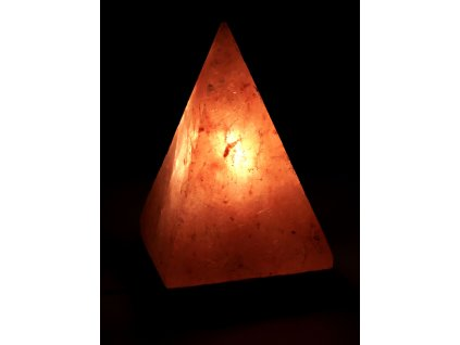 Solná lampa elektrická - Pyramida XL 2.580 Kg #1