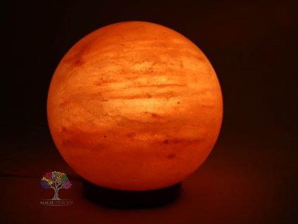 Solná lampa elektrická koule - planeta 4.440 Kg #108