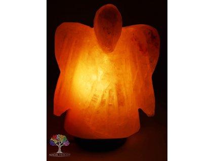 Solná lampa elektrická Anděl 3.310 Kg #110
