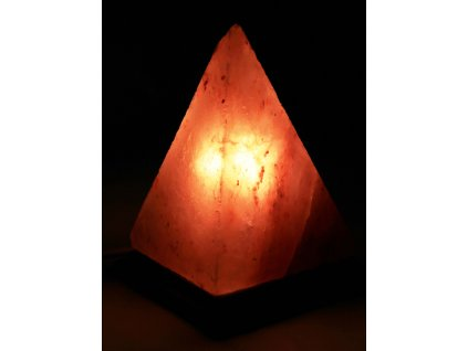 Solná lampa elektrická - Pyramida XL 2.620 Kg #2