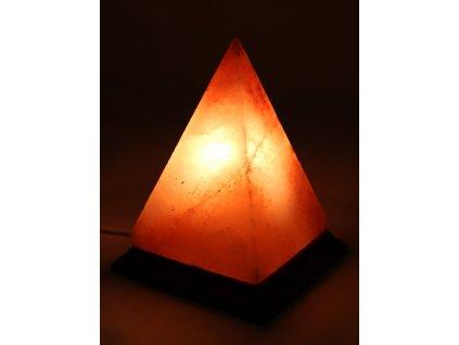 Solná lampa elektrická - Pyramida XL 2.580 Kg #6