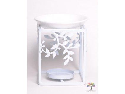 Aroma lampa bílá se vzorem 11