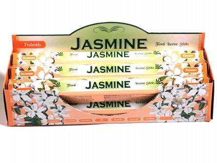 Vonné tyčinky Jasmine - vůně Jasmín - 20 ks - #17