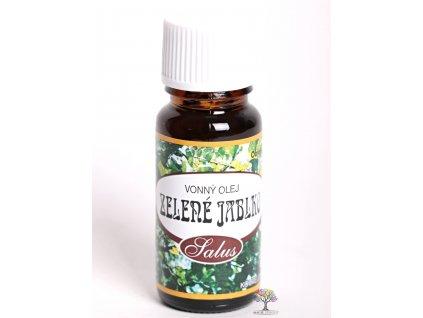 Esenciální vonný olej Zelené jablko 10 ml #13 - do aromalampy - koupele - potpourri  + až 10% sleva po registraci